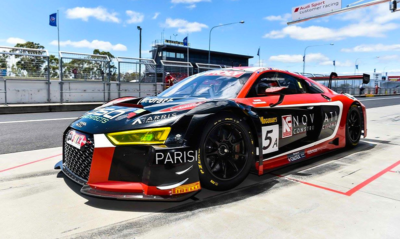 Novati-Constructions-and-PARISI-Audi-R8-LMS-2016-Bathurst-12-hour