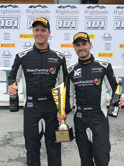 Nathan-Antunes-and-Elliot-Barbour-win-at-Highlands-Motorsport-Park