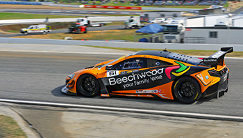Podium finish and a top five for Round 3 Australian GT in Perth