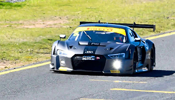 Podium for Antunes and Taylor in the Endurance race in Sydney